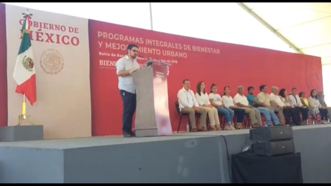 Programa de Mejoramiento Urbano en Bahía de Banderas, Nayarit