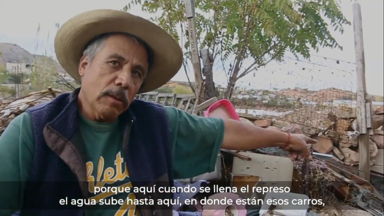 Entrevista con José Gaspar Sixtos, beneficiario del Programa de Mejoramiento Urbano