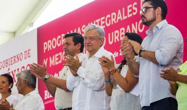 Gobierno de México invertirá 530 mdp para mejoramiento urbano en Bahía de Banderas, Nayarit: Román Meyer