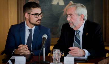 Sedatu y UNAM firman convenio para la gestión de proyectos estratégicos de desarrollo urbano
