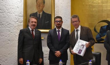 Recibe Sedatu informe técnico del IPN para rescate de barrios y ciudades