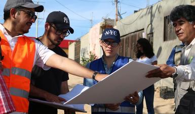 Supervisa Sedatu obras del Programa de Mejoramiento Urbano en Los Cabos