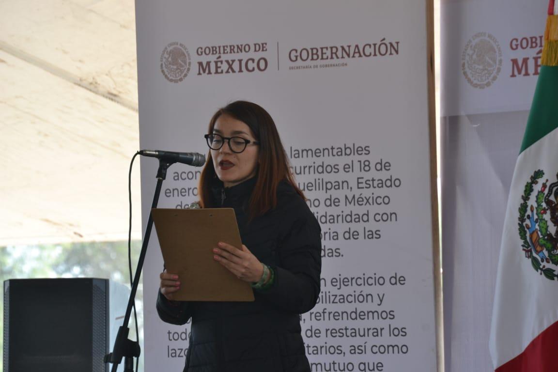 Con Programa de Mejoramiento Urbano atenderá Sedatu a municipios de Tlahuelilpan y Tlaxcoapan