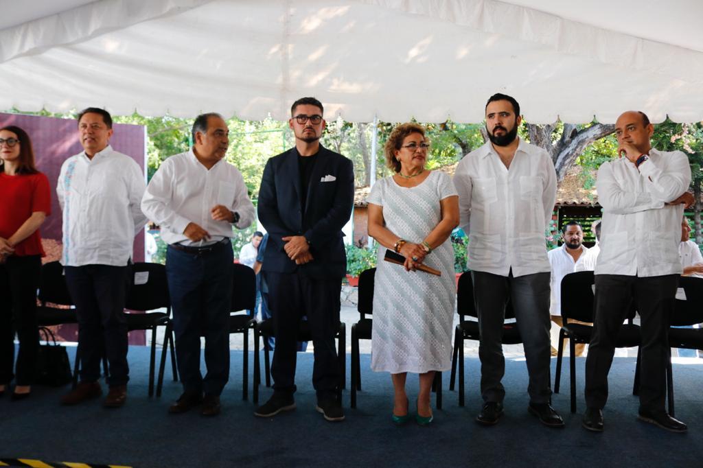 Presenta Sedatu proyecto de rescate del Parque Papagayo en Acapulco