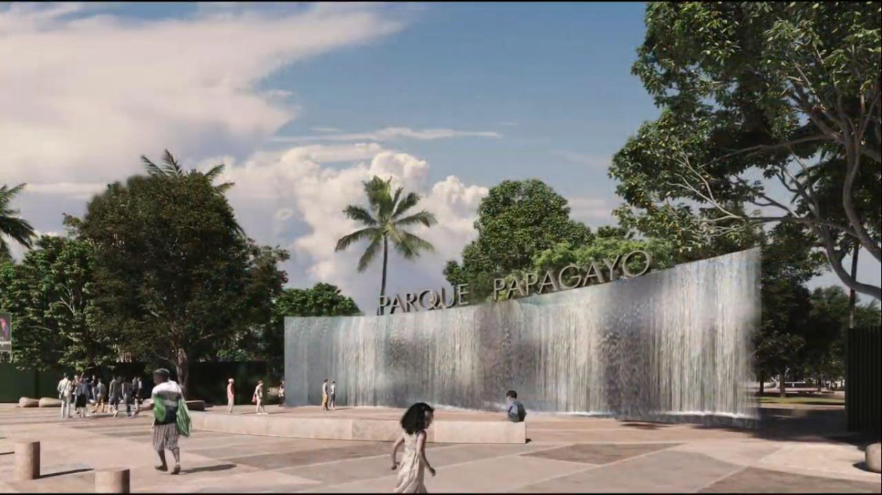 Rescate del Parque Papagayo