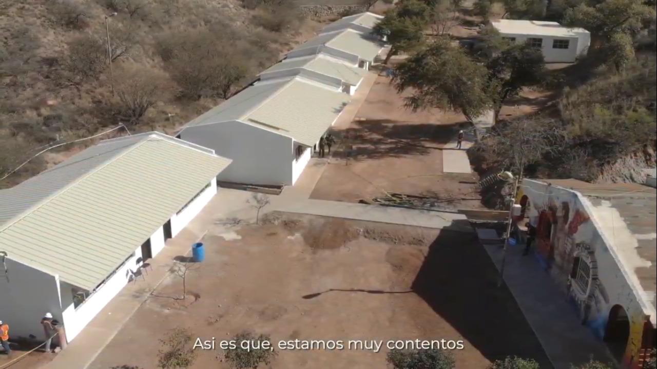 Entrevista a Lucía Méndez, directora de la preparatoria municipal de Nogales, Sonora