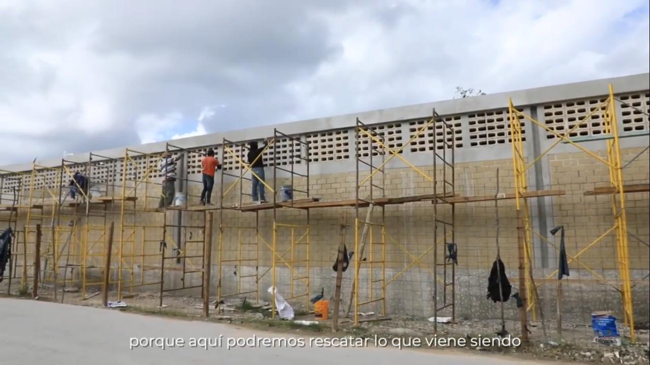 Entrevista a Abdiel Lozano, beneficiario del Programa de Mejoramiento Urbano en Solidaridad