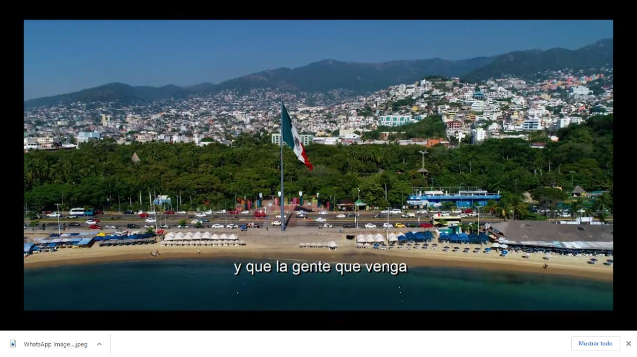 Programa de Mejoramiento Urbano en Acapulco