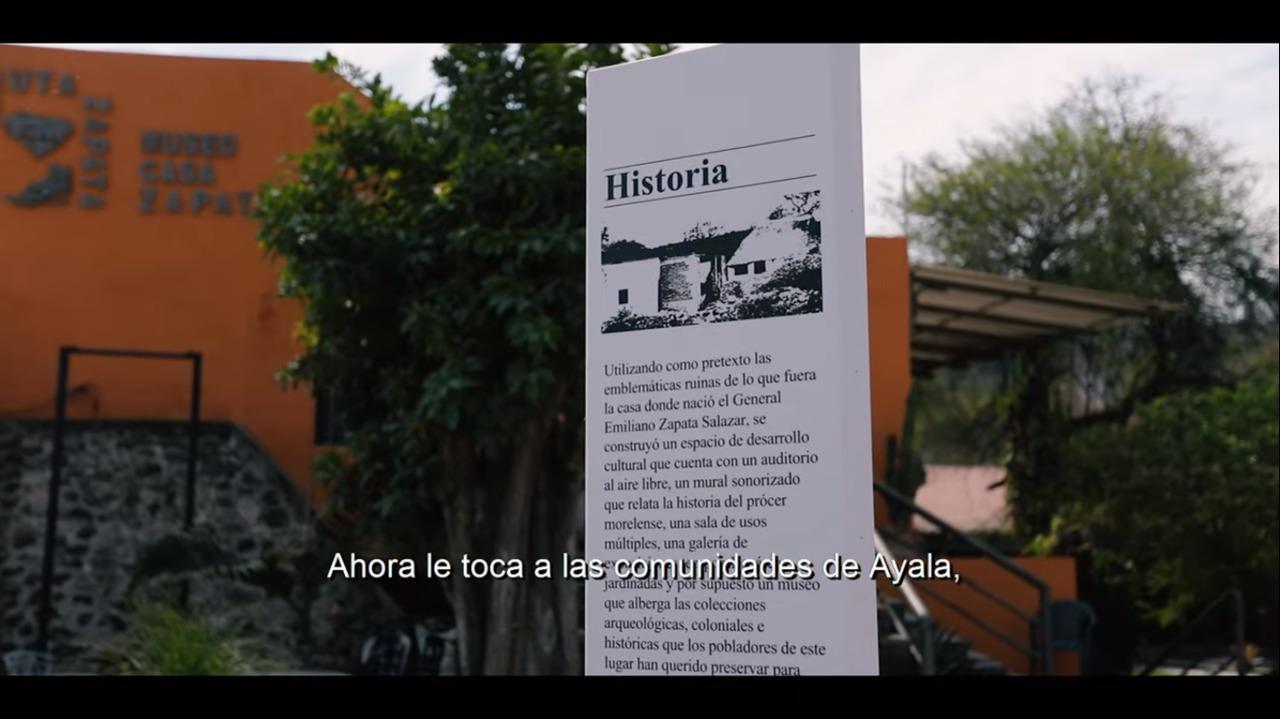 Programa de Mejoramiento Urbano en Ayala, Morelos