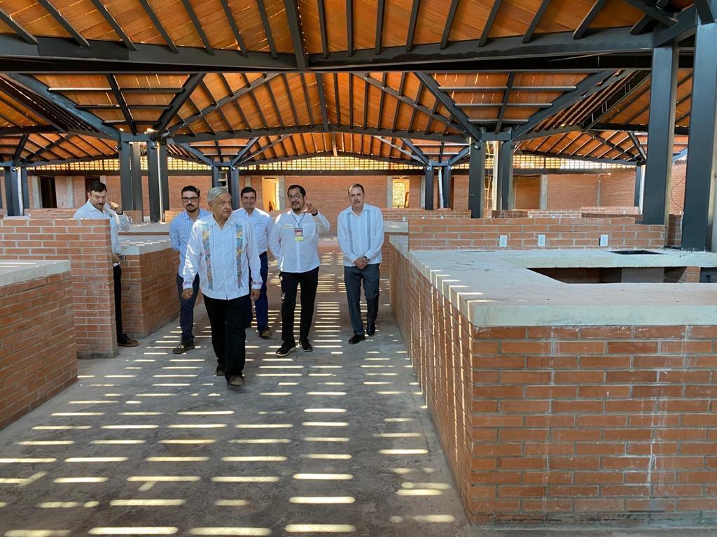 Supervisión de obras Mejoramiento Urbano en Bahía de Banderas, Nayarit.