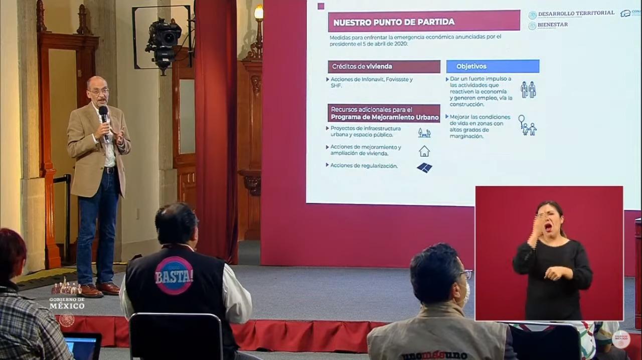 Amplía Sedatu estrategia emergente de vivienda