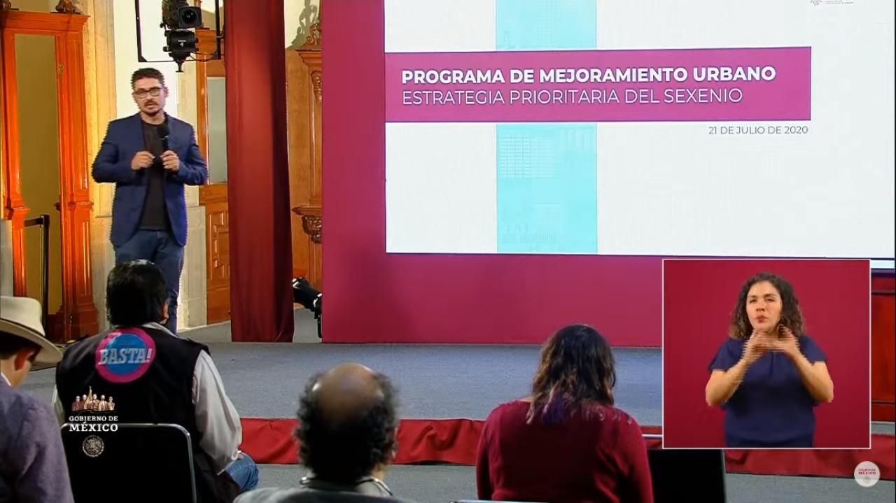 Presentación de Programas Municipales de Desarrollo Urbano