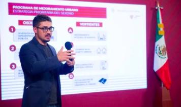 Impulsa Sedatu creación y actualización de Programas Municipales de Desarrollo Urbano para reducir desigualdades