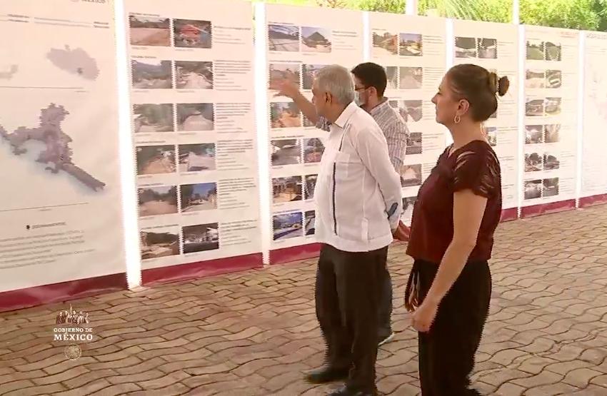 Entrega Sedatu más de 30 obras realizadas con el Programa de Mejoramiento Urbano en Acapulco