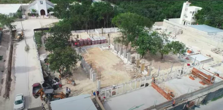 Programa de Mejoramiento Urbano en Solidaridad, Quintana Roo.