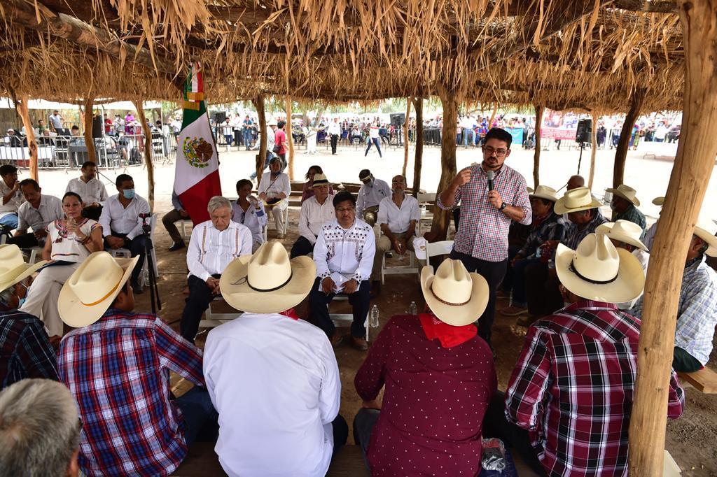 Llevará Sedatu vivienda y mejoramiento urbano a pueblo Yaqui de Sonora
