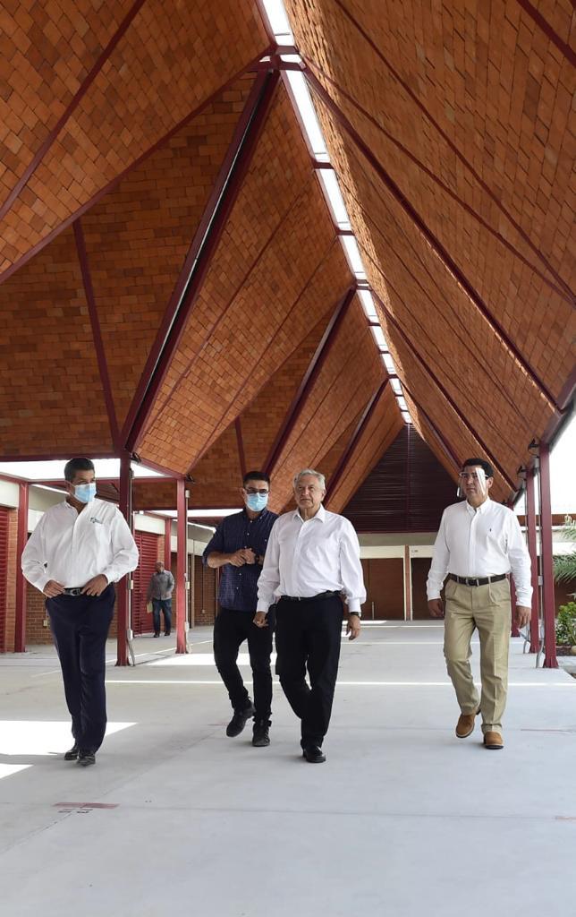 Programa de Mejoramiento Urbano generó más de 10 mil empleos en Tamaulipas: Meyer Falcón
