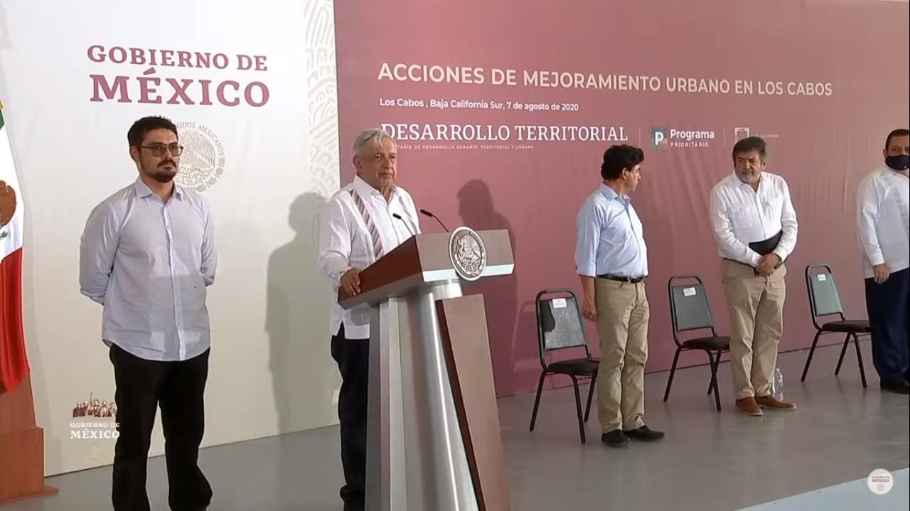 Acciones de Mejoramiento Urbano en Los Cabos, Baja California Sur