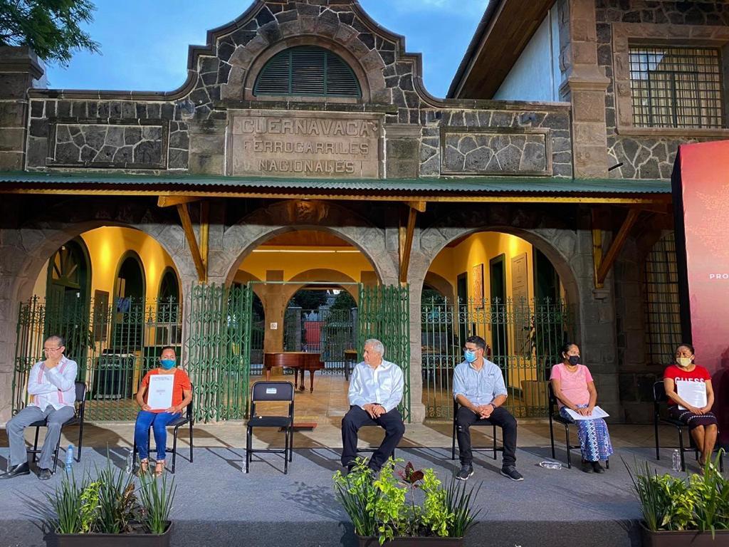Programa de Mejoramiento Urbano invertirá 100 mdp en La Estación de Cuernavaca