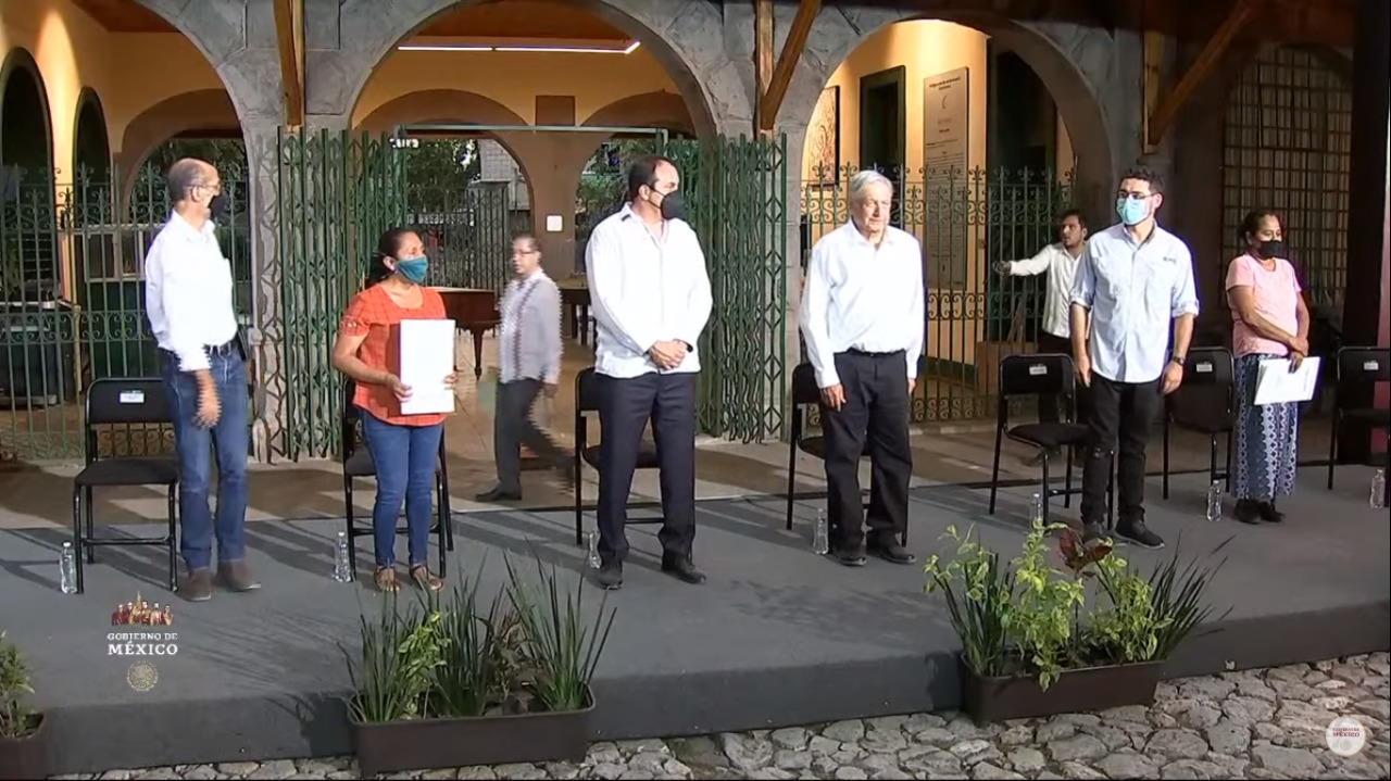 Programa de Mejoramiento Urbano en Cuernavaca, Morelos