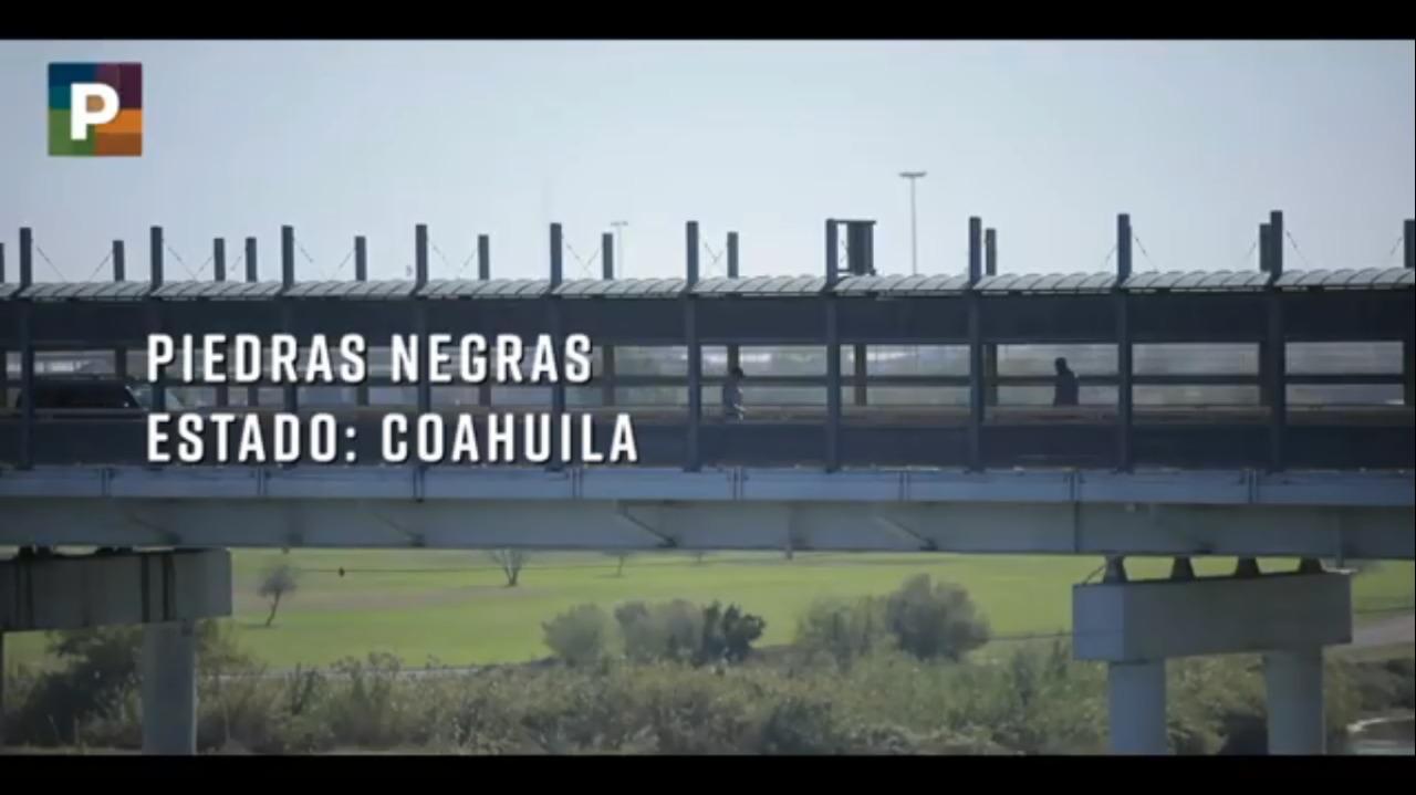 Entrega de obras en Piedras Negras, Coahuila