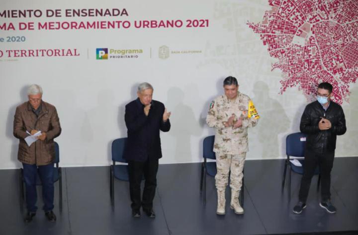 Programa de Mejoramiento Urbano invertirá más de 400 millones de pesos en Ensenada, Baja California