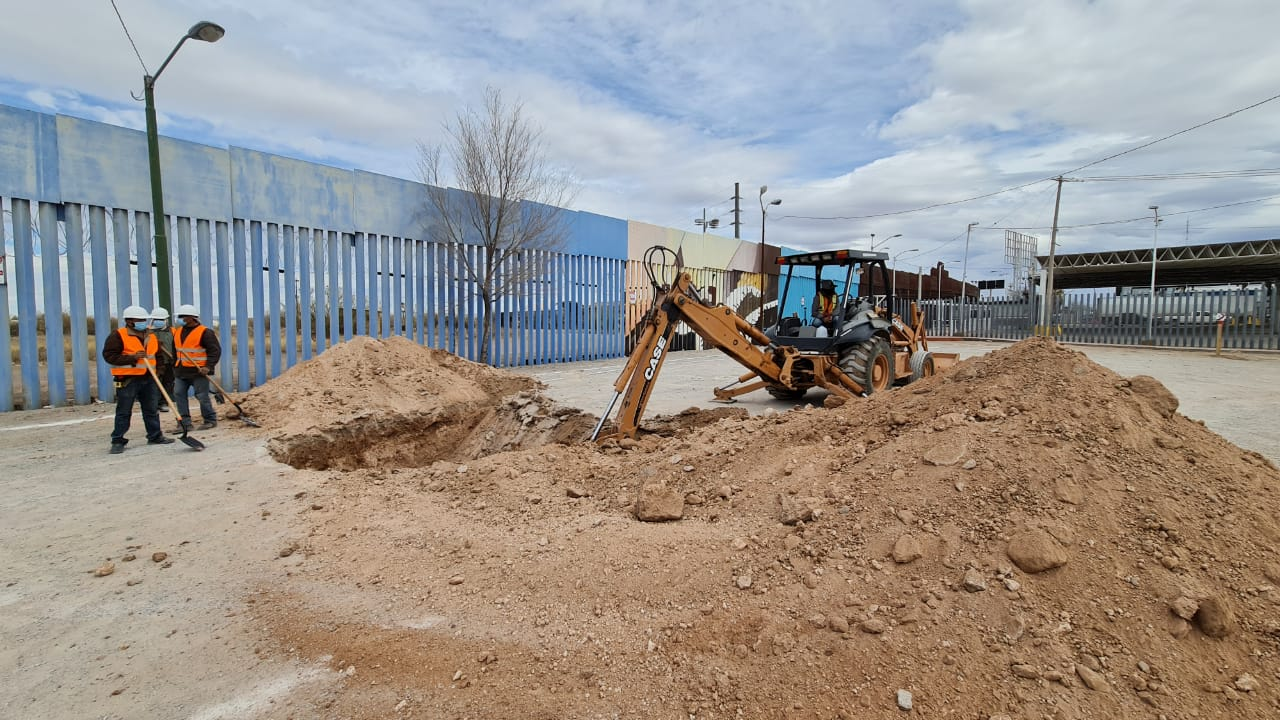 Comienzan obras de mejoramiento urbano de Sedatu en municipios de Agua Prieta, Hermosillo y Naco, Sonora