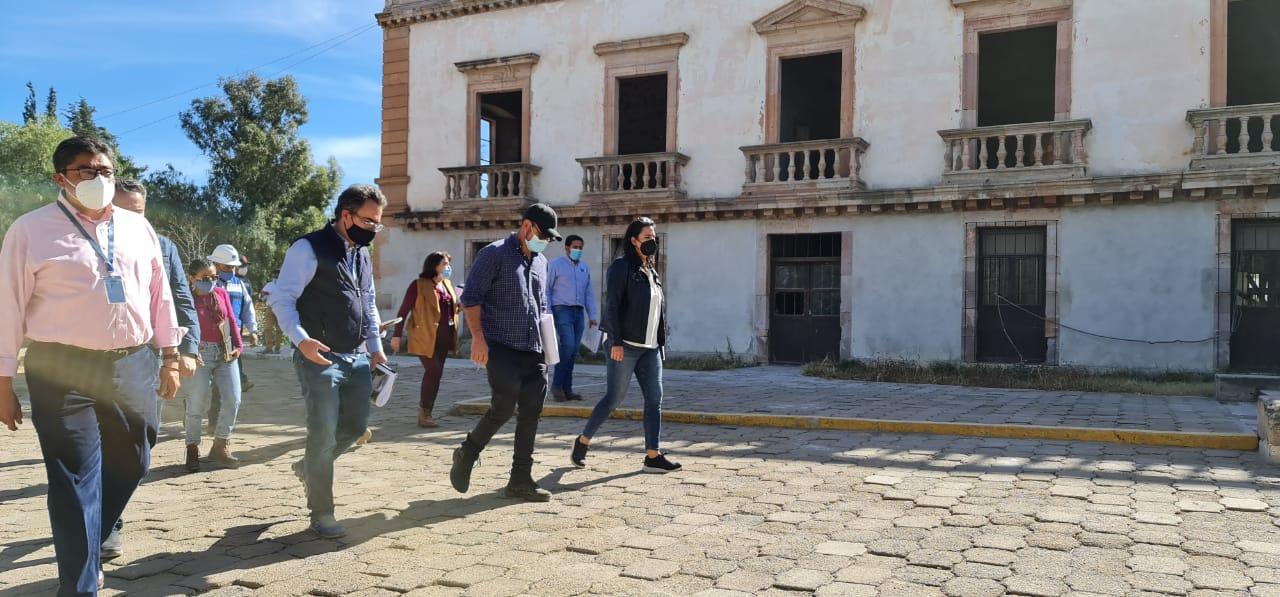 Arranca Sedatu Programa de Mejoramiento Urbano 2021 en Zacatecas