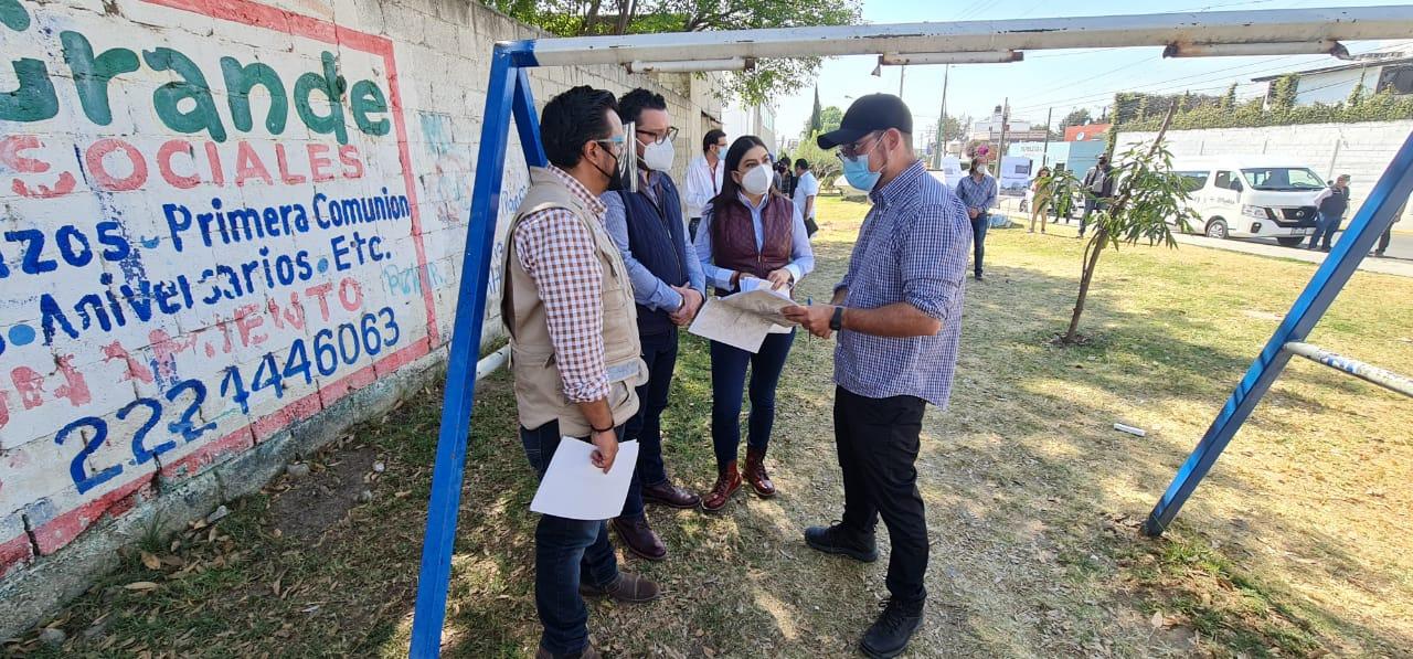 En zona metropolitana de Puebla y Tlaxcala, inicia Sedatu Programa de Mejoramiento Urbano 2021