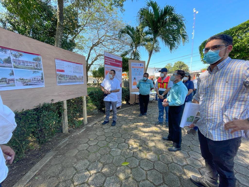 Inicia Sedatu obras de mejoramiento urbano en Huimanguillo y Teapa, Tabasco