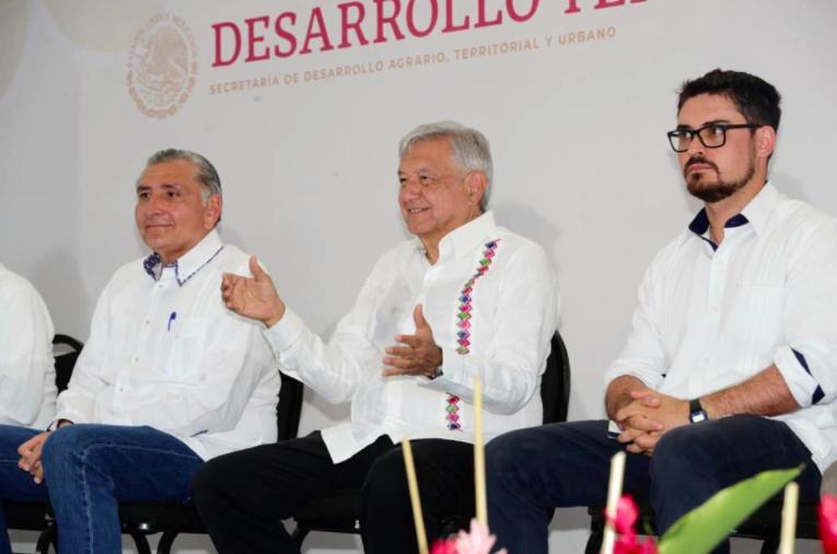 Invertirá Sedatu mil mdp en mejoras de vivienda y espacio público para Tabasco