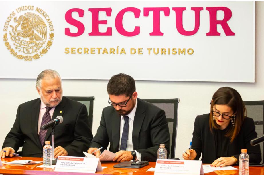 Buscan Sedatu y Turismo combatir la desigualdad social en municipios turísticos del país