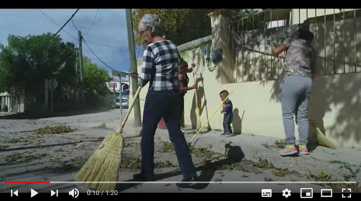 Entrega del Programa de Mejoramiento Urbano en Ciudad Acuña