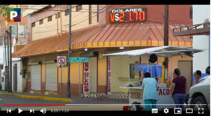 Programa de Mejoramiento Urbano en Nuevo Laredo