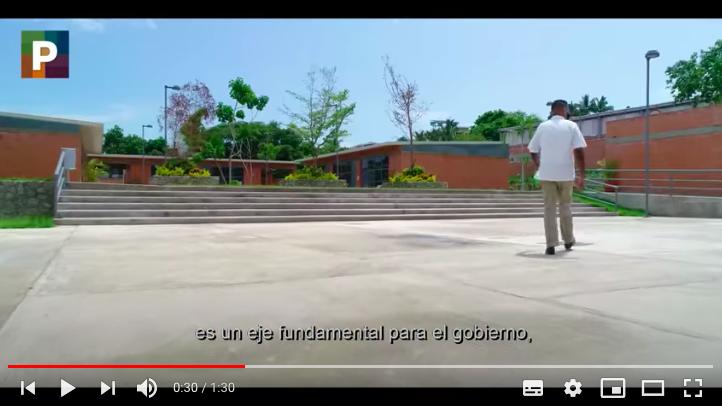 Programa de Mejoramiento Urbano en Bahía de Banderas (uso de obras)