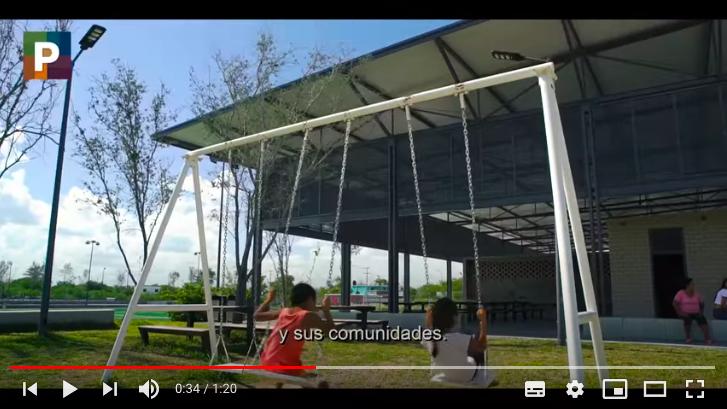 Programa de Mejoramiento Urbano en Reynosa (Obras en uso)