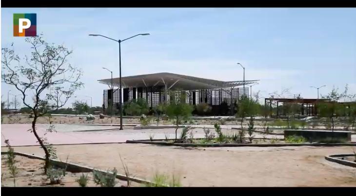 Programa de Mejoramiento Urbano en San Luis Río Colorado (Obras en uso)