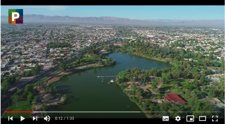 Programa de Mejoramiento Urbano en Mexicali (obras en uso)