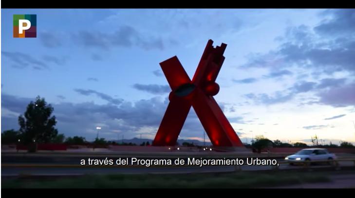 Programa de Mejoramiento Urbano en Ciudad Juárez (Obras en uso)