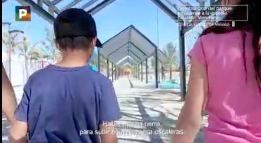 Conoce la transformación de Chalco, Programa de Mejoramiento Urbano