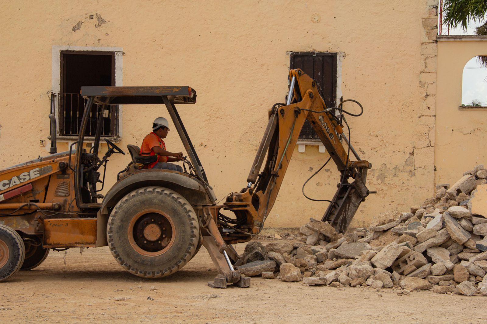 Arranca Sedatu obras en municipios aledaños al Tren Maya en Yucatán